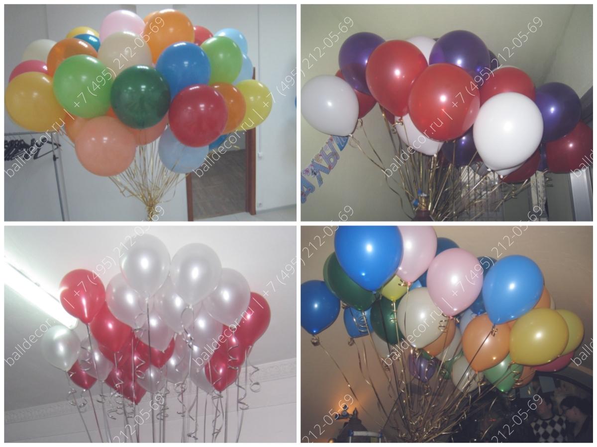 Воздушные шарики BallDecor